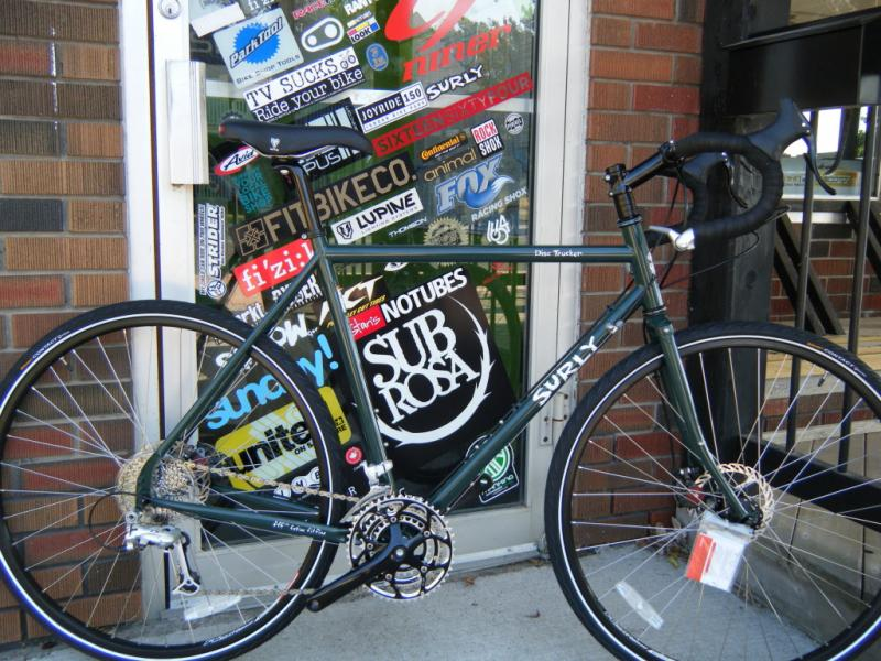 Surly Long Haul Trucker Disc 700c