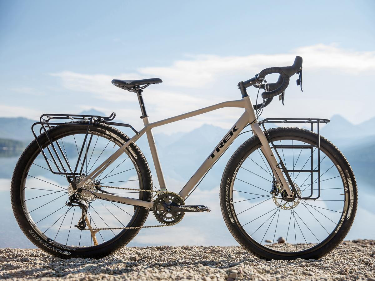 trek 920 touring bike matte sandstorm